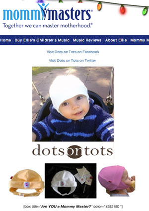 dots on tots on giggle guide